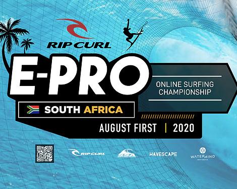 Rip Curl E-Pro online surf contest opens up