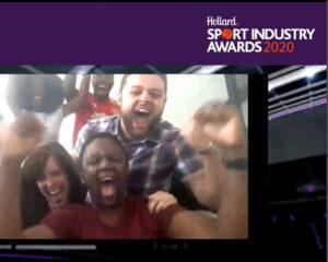 Levergy the Big Winners at 2020 Hollard Sport Industry Awards