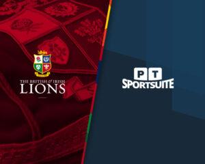 British & Irish Lions Partner with PT SportSuite