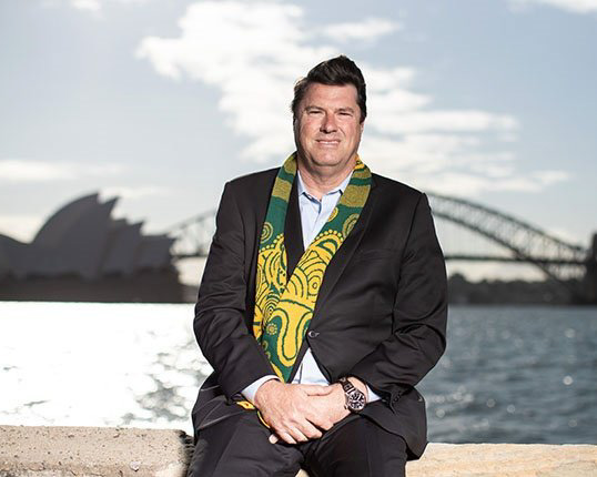 Aussies Keen to Host Rugby 'Mini World Cup'