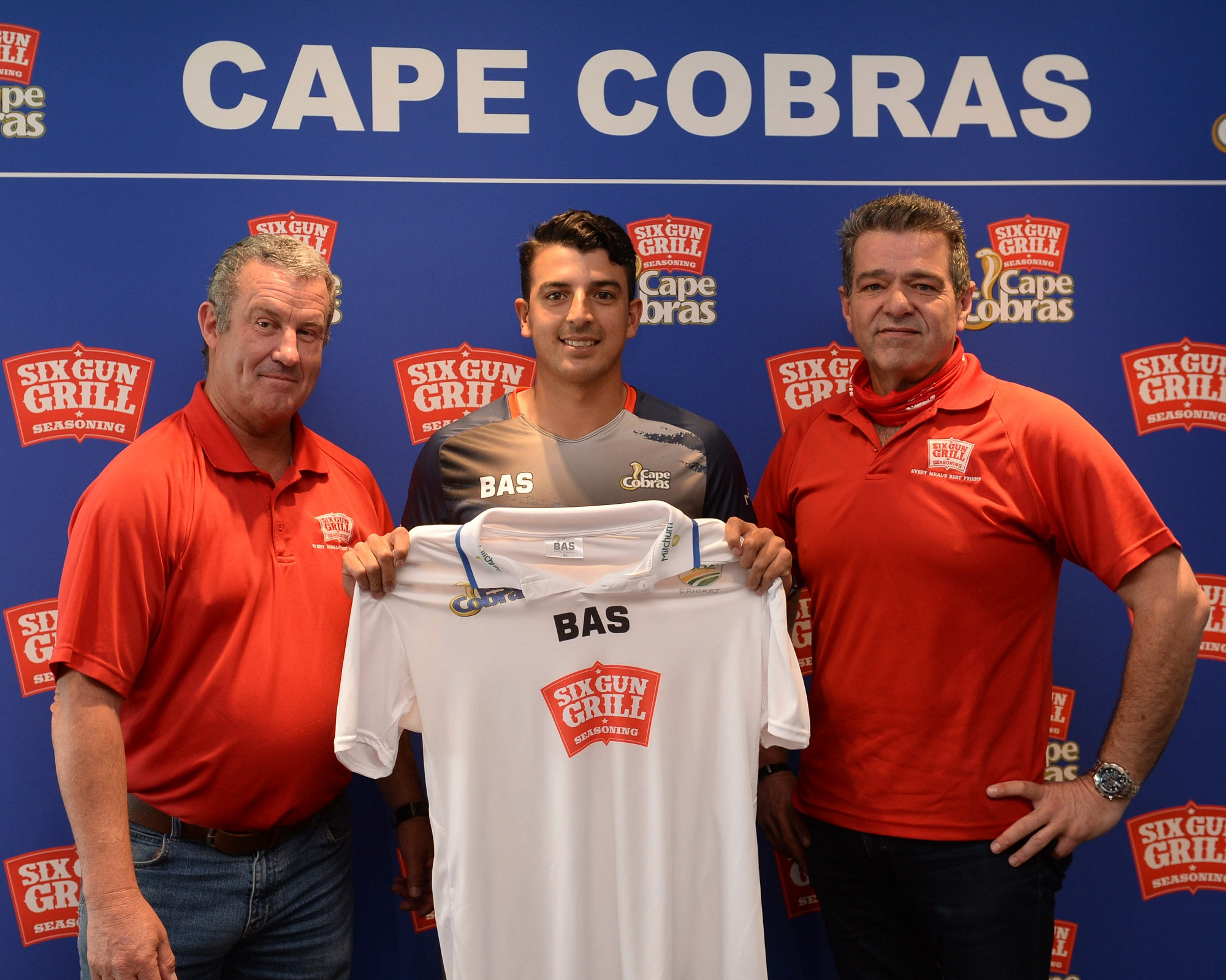 Cape Cobras Join Forces with Leicestershire