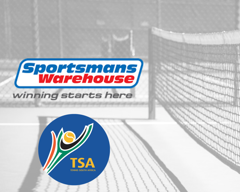 Tennis SA Teams Up with Sportsmans Warehouse