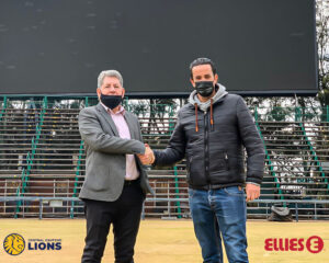 Central Gauteng Lions Partner with Ellies Electronics