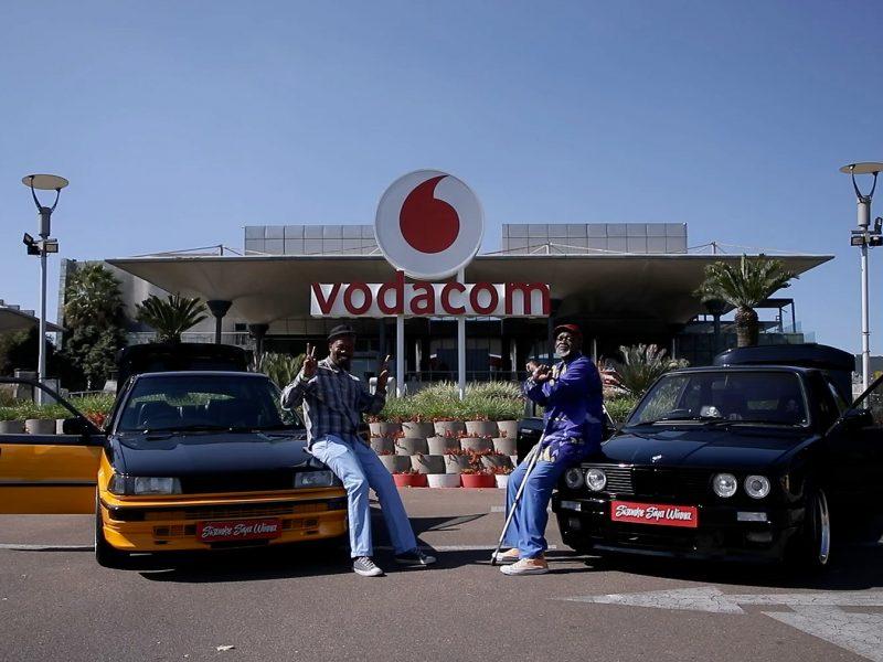 Vodacom Sisonke video